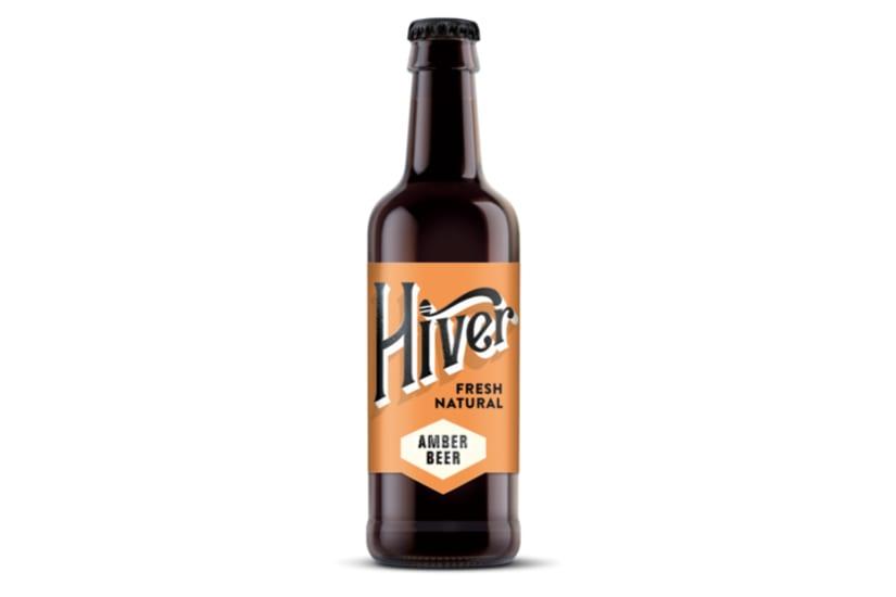 12 x Hiver Amber Beer