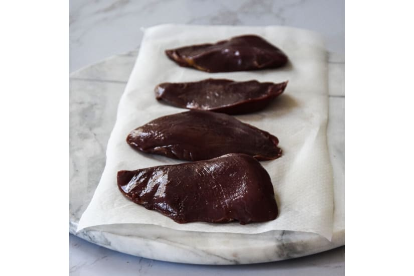 Pigeon Breasts Pack of 4