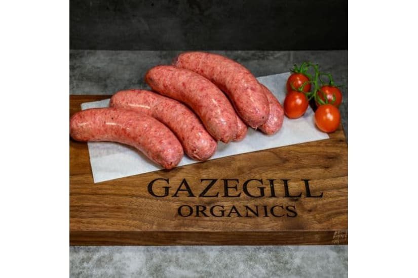 Organic Thin Paleo Sausages