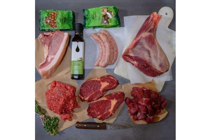 Organic Paleo Diet Meat Box