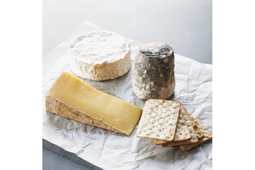3 Months of Monthly Cheese - 3 Cheeses
