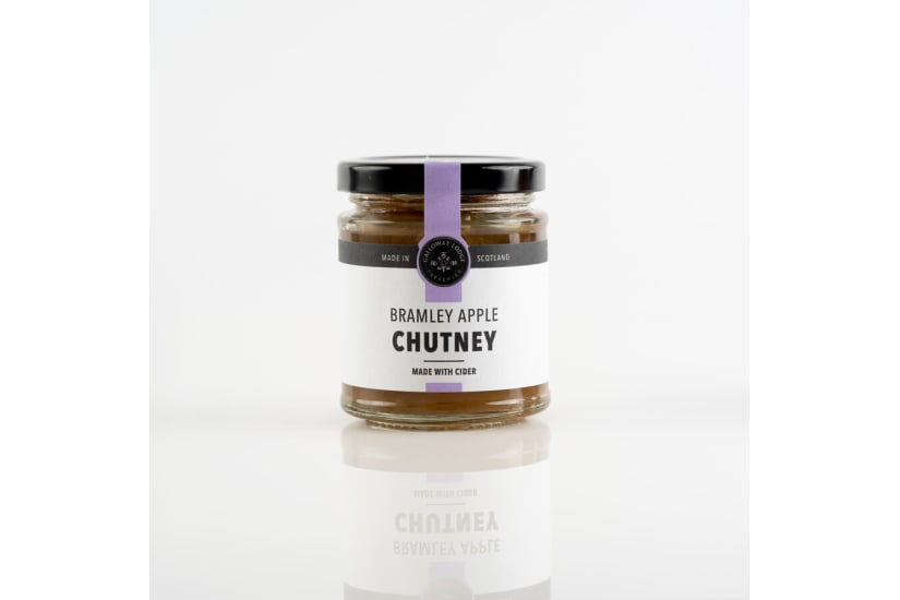 Galloway Bramley Apple Chutney with Cider