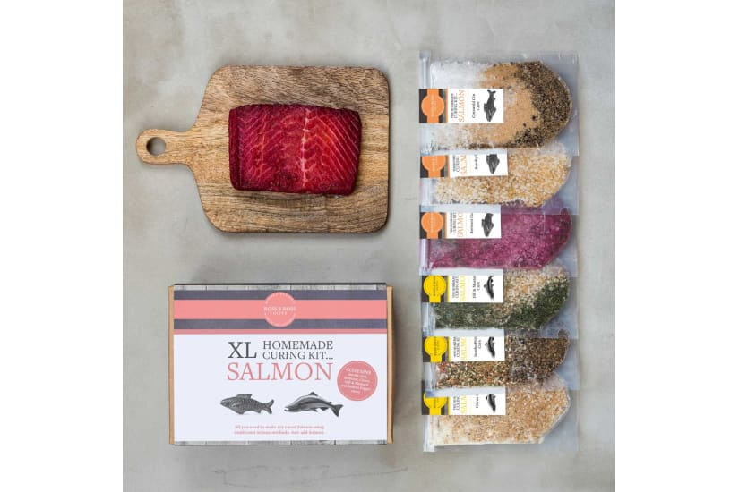 XL Homemade Curing Kit - Salmon