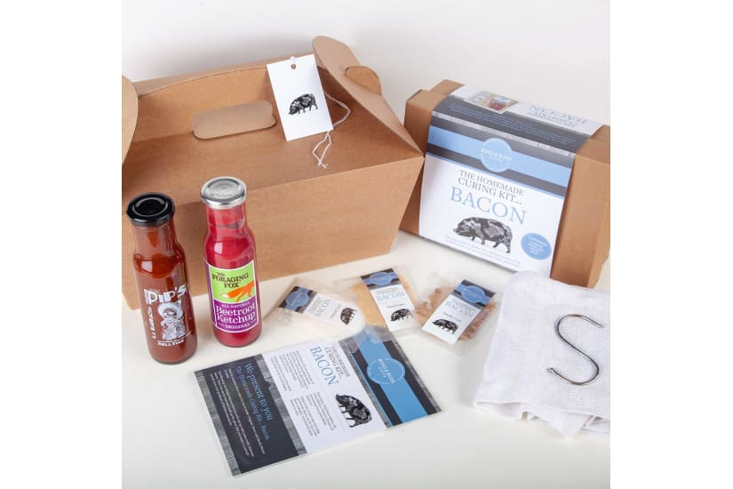 The Ultimate Bacon Sandwich Kit