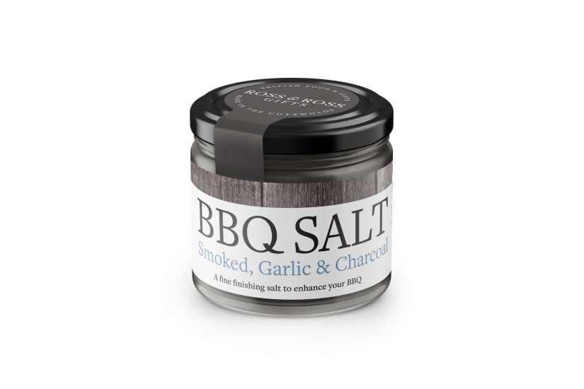 BBQ Salt - Chilli, Garlic & Charcoal