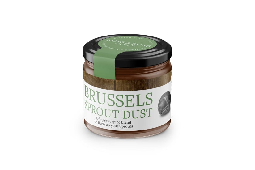 Brussel Sprout Dust