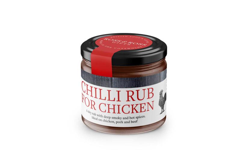 Chilli Rub for Chicken