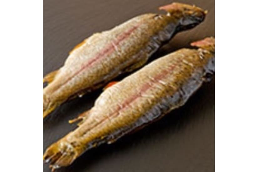 2 Whole Smoked Rainbow Trout