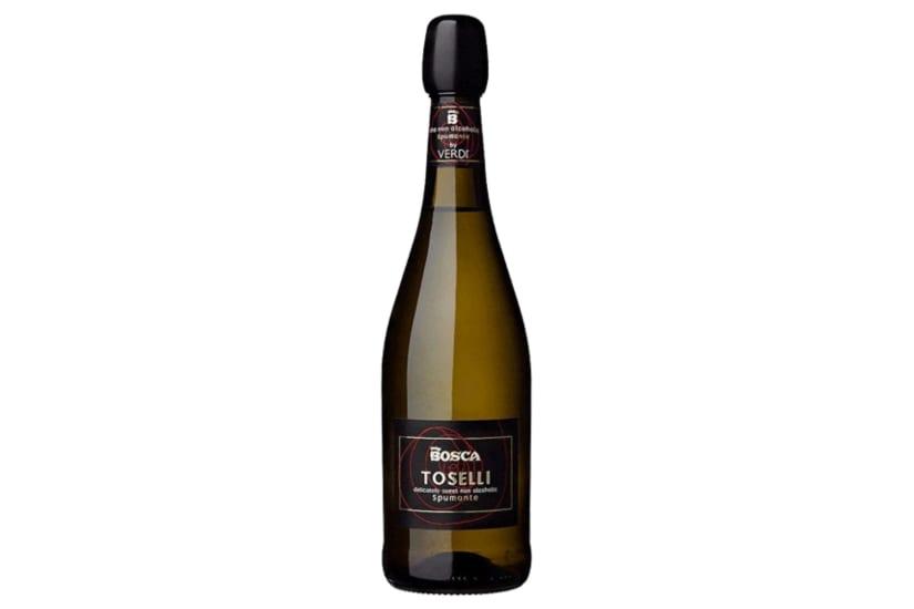 BOSCA TOSELLI SPUMANTE WHITE - NON ALCOHOLIC