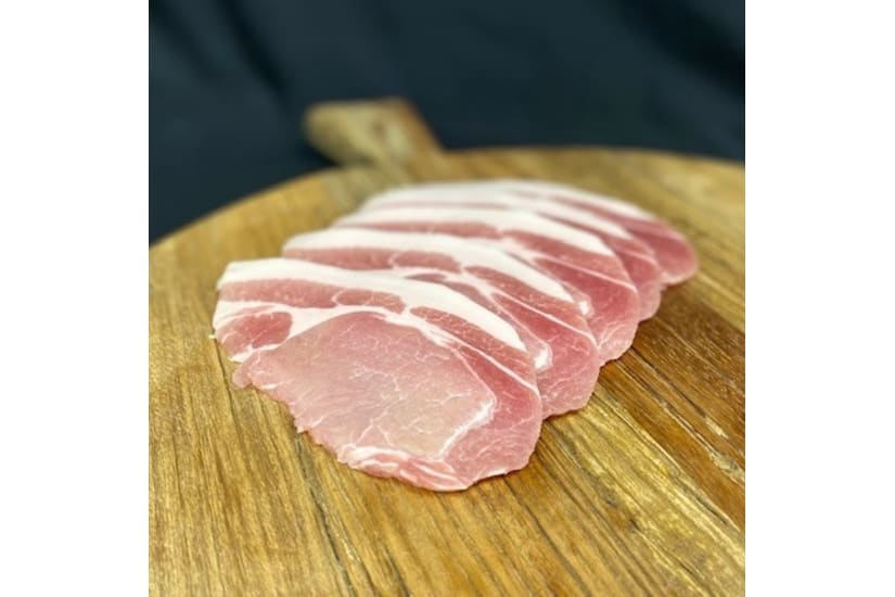 Gloucester Old Spot Dry Cure Bacon