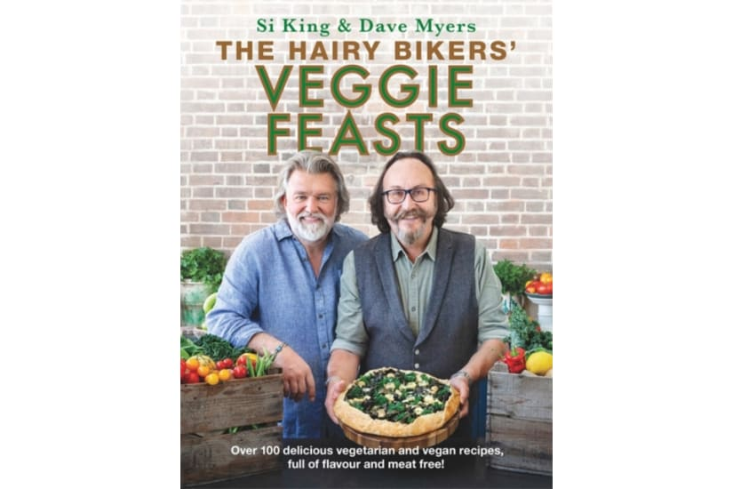 The Hairy Bikers Veggie Feasts