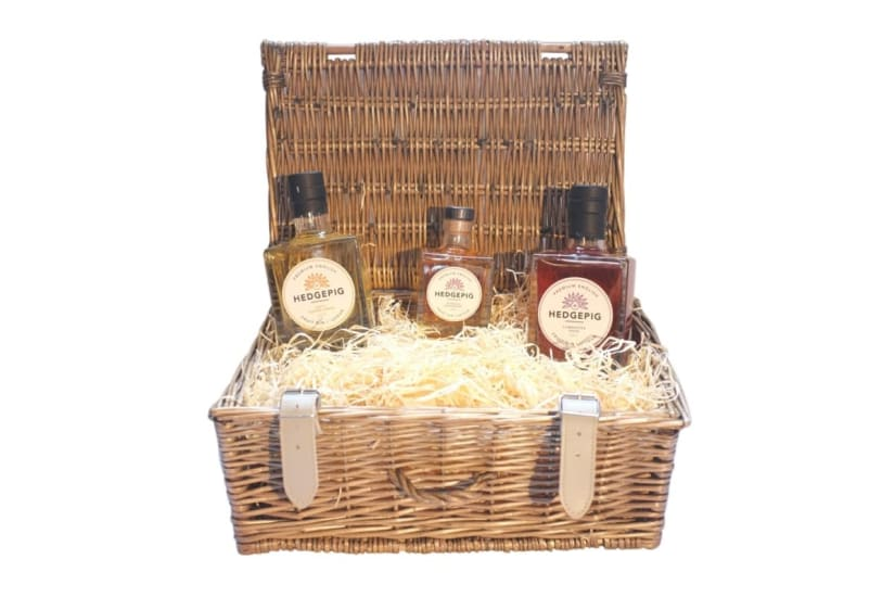 Hedgepig Pudding Gin Hamper with Free delivery