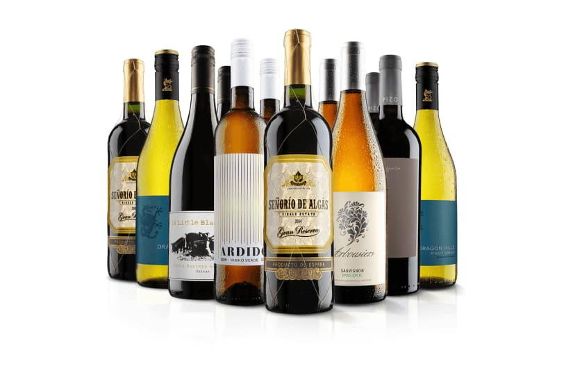 Classic 12 Bottle Mixed Selection