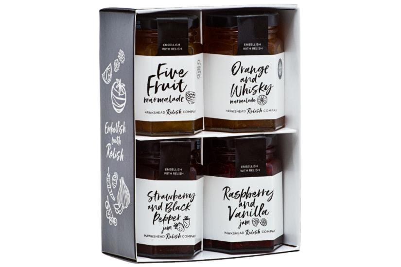 Gift Box Breakfast Selection