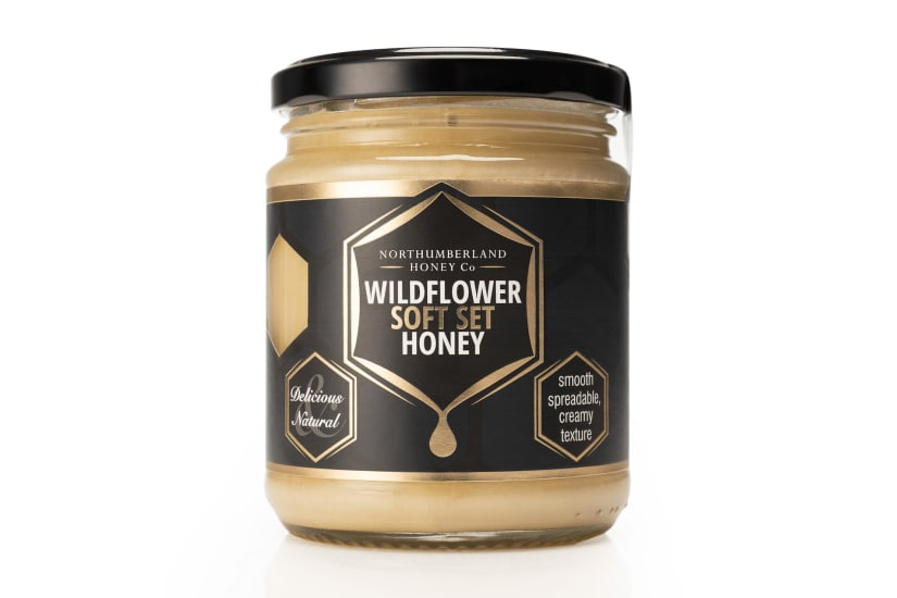 Northumberland Wildflower Honey - Soft Set