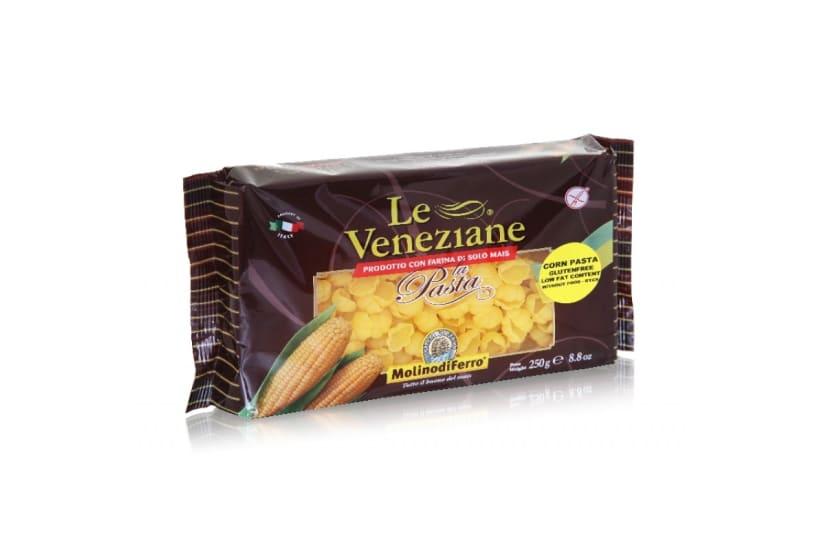 Gluten Free Pasta Gnocchi Shells