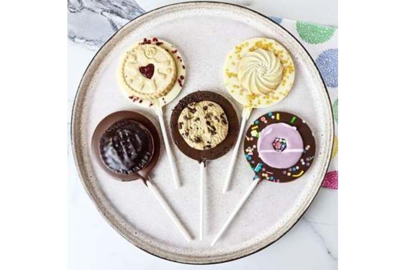 Biscuit Bonanza Letterbox Lollipop Set