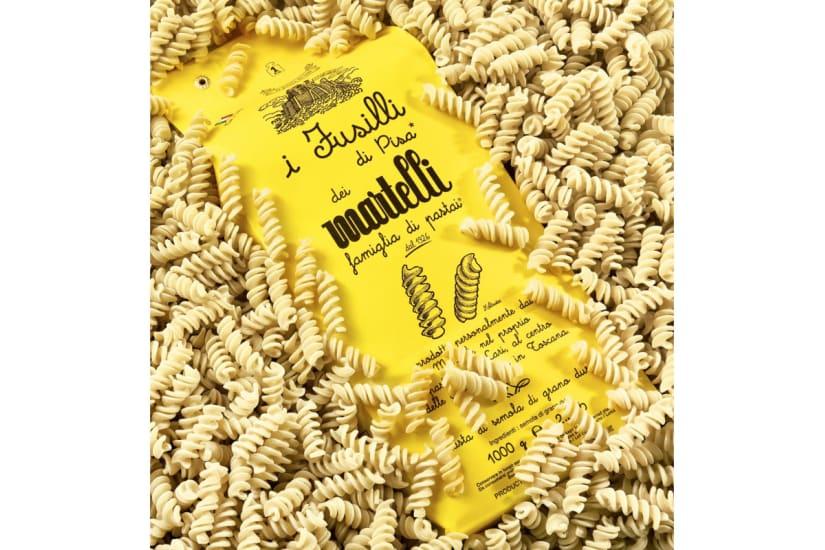 Martelli Fusilli By The Case