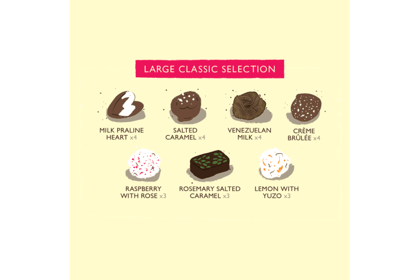 Classic Selection Large Chocolate Box