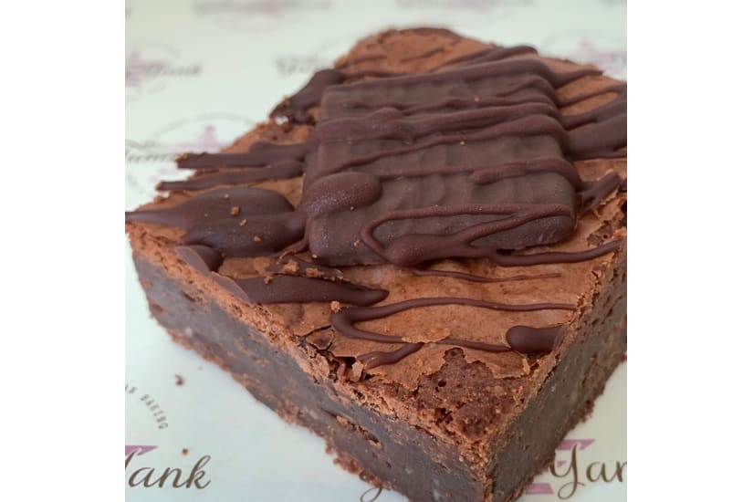 Mint Brownie