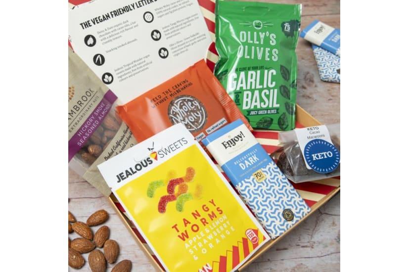 Vegan Friendly Letter Box Hamper