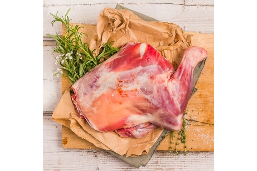 Shoulder of Goat (Bone In)