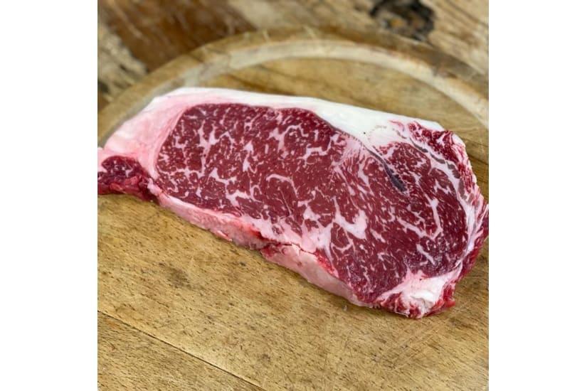 Welsh Wagyu Beef Sirloin Steak Dry Aged **Gold Star Winner at Great Taste Awards**