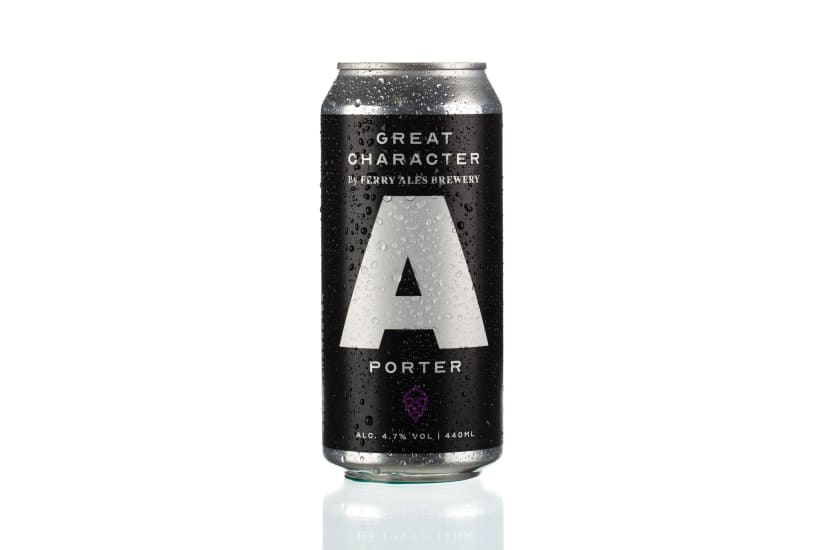"""Great Character """"A"""" Porter Case 12 x 440ml cans"""