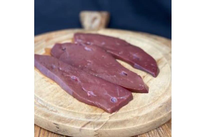 Rose Veal Calves Liver