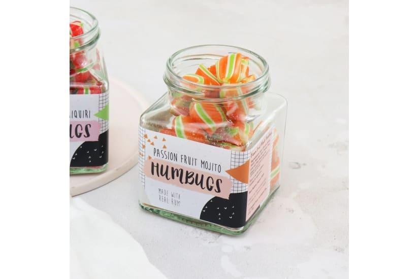 Passion Fruit Mojito Humbugs