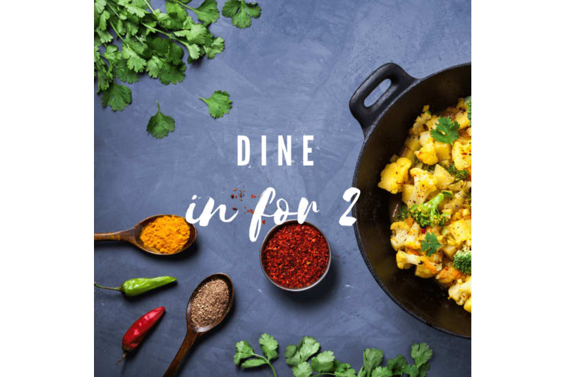 Curry Gift Hamper - Dine in for Two