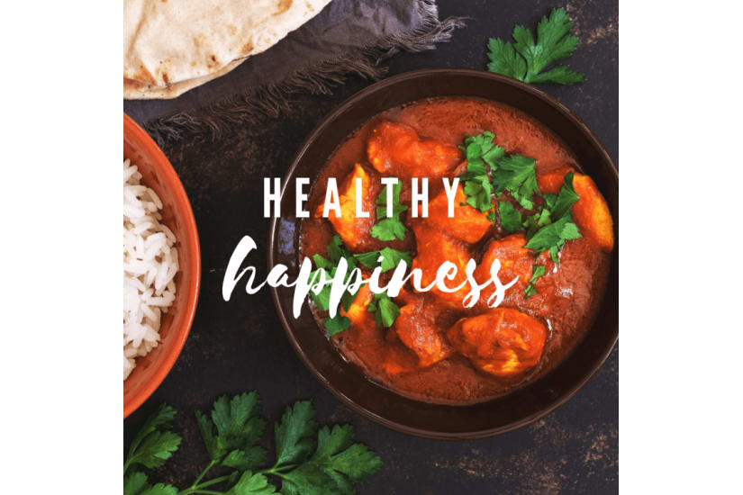 Curry Gift Hamper - Healthy Happiness
