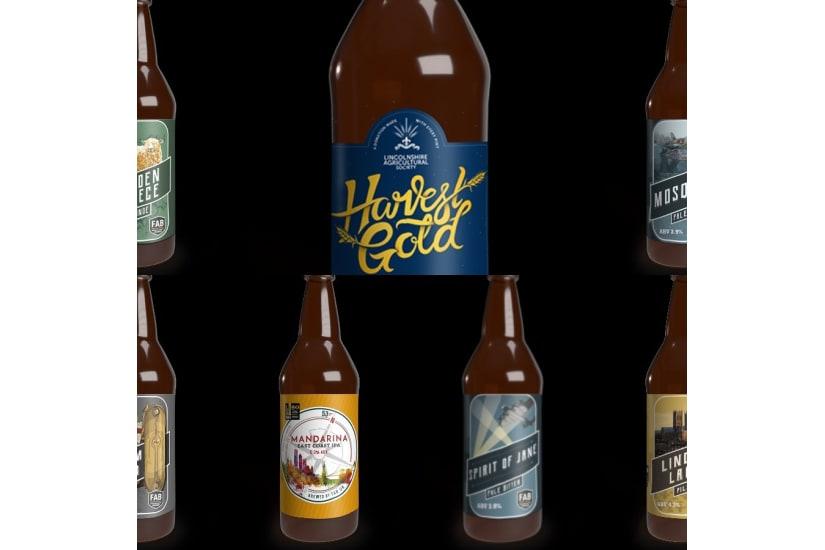 Paler Shades Mixed Craft Beer Case