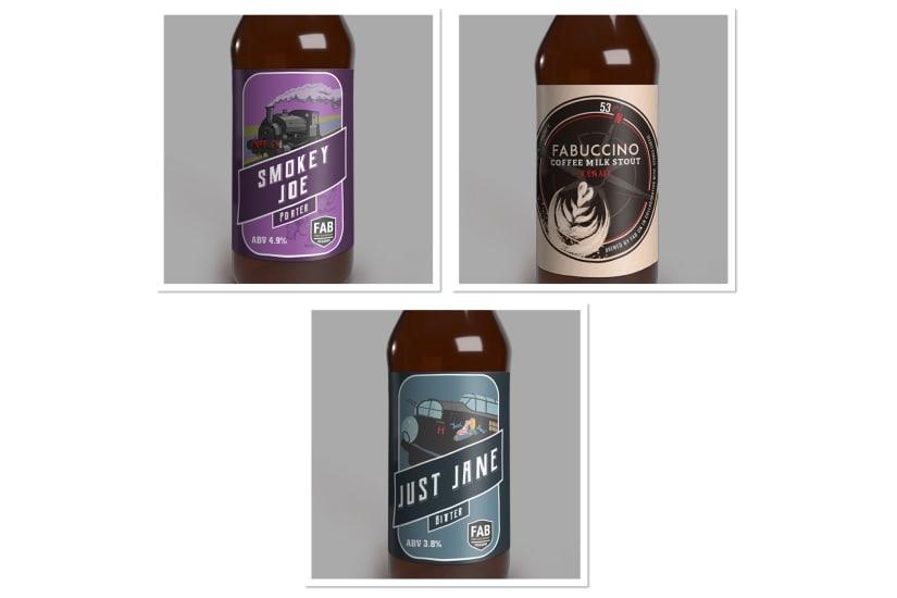 Dark Craft Ale Mixed Case