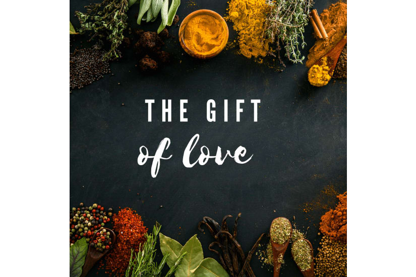 Curry Making Gift Kit Hamper - The Gift of Love