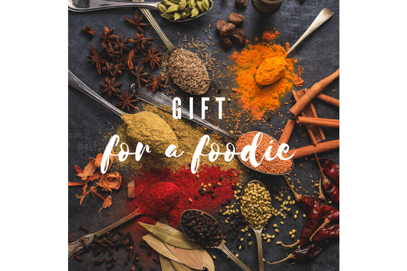 Curry Gift Hamper - Gift for a Foodie