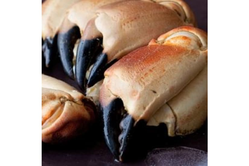 Medium Whole Cooked Crab Claws (1kg)