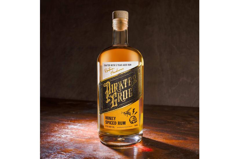 Pirate's Grog  Honey Spiced Rum