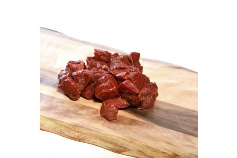 Buffalo Hand Diced Stewing Steak