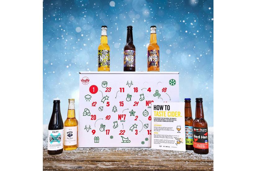 Ultimate Craft Cider Advent Calendar