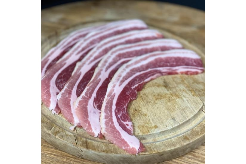 Gloucester Old Spot Dry Cure Smoked Streaky Bacon