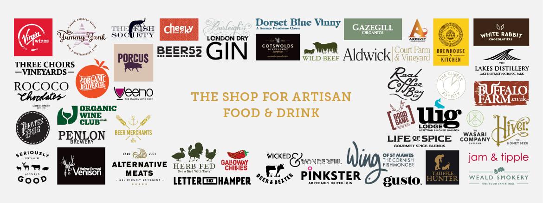 Shop Artisan Food & Drink