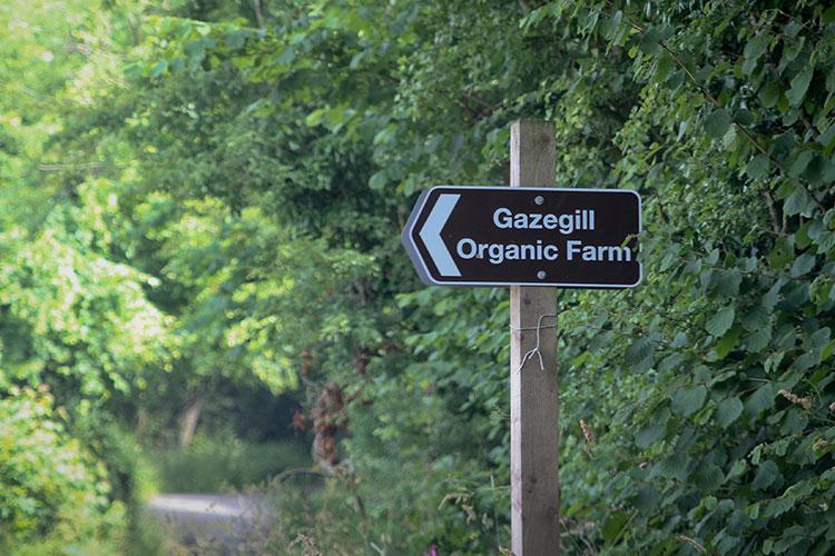 Gazegill Organics