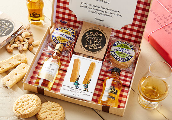 HAMPERS & TASTER BOXES