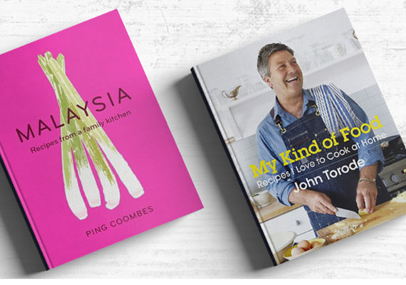 MASTERCHEF BOOKS & APRONS