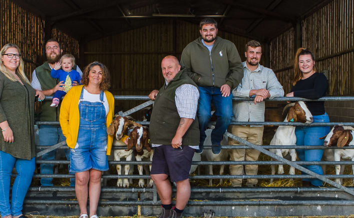 The Dorset Goat Meat Co