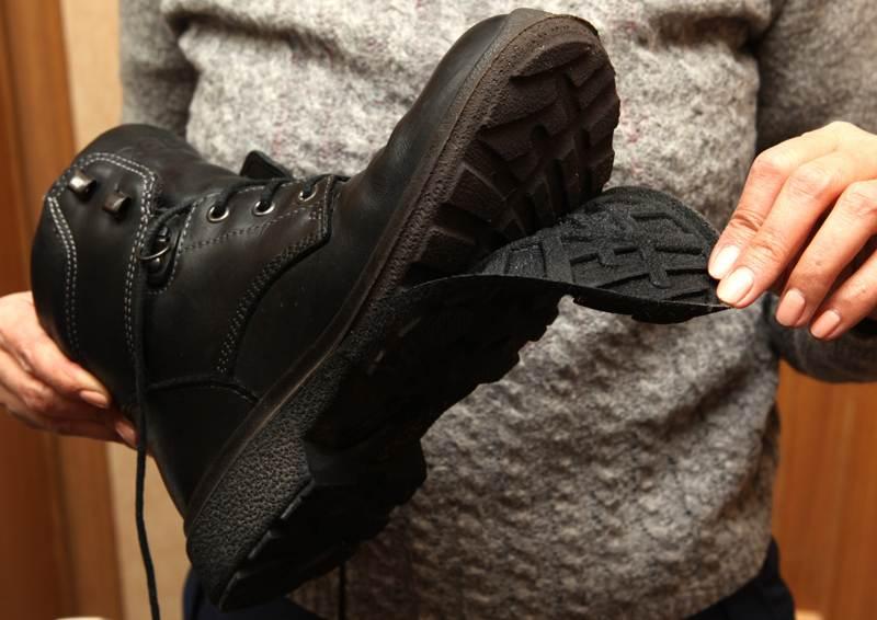 Что считается гарантийным случаем для обуви