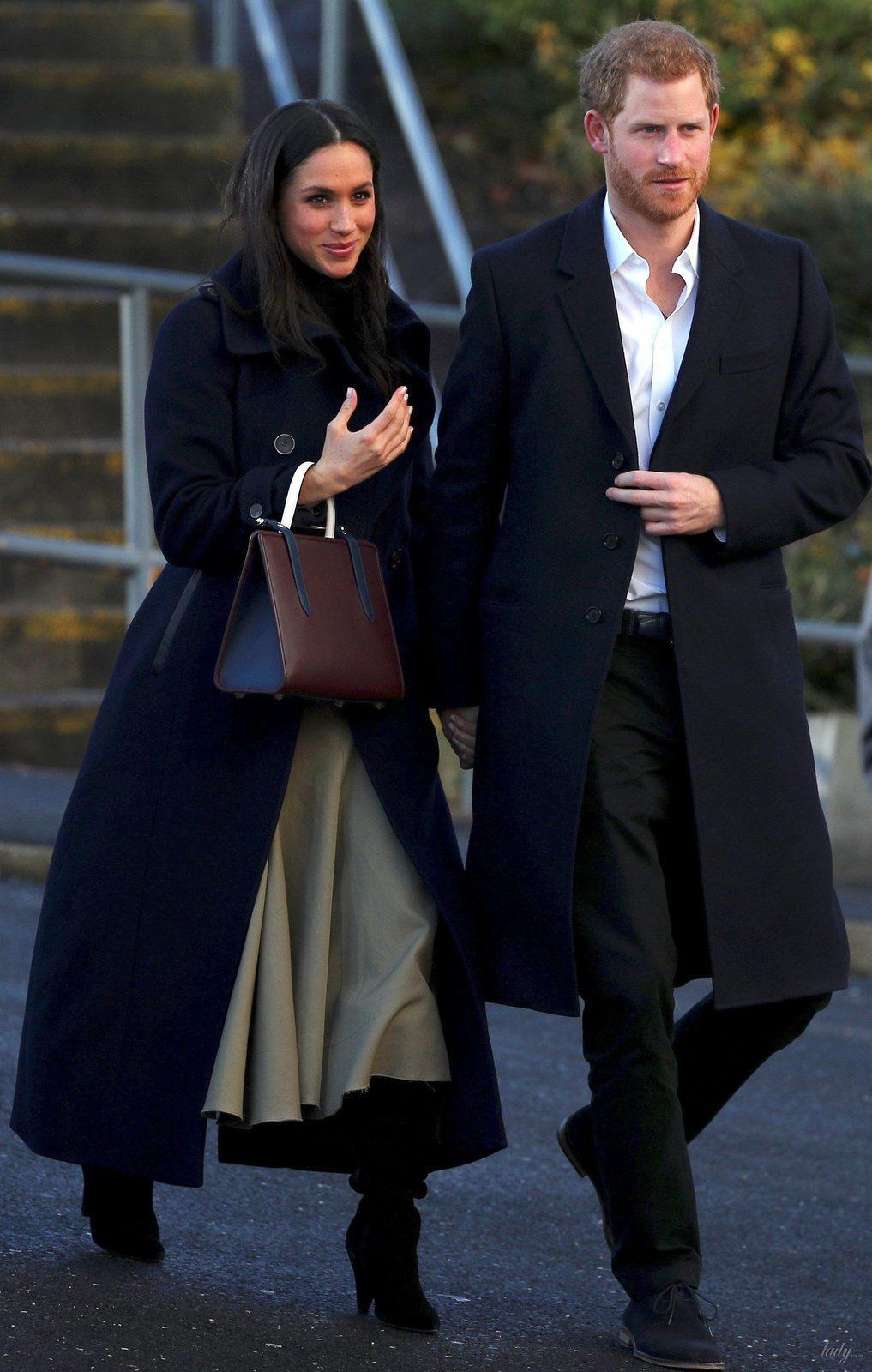Роскошь для герцогов: Меган Маркл и принц Гарри приобрели особняк за миллиард рублей