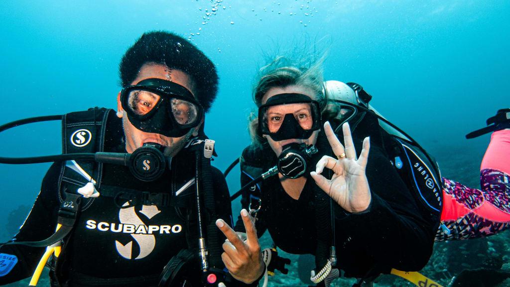 Try Scuba Diving Nusa Penida