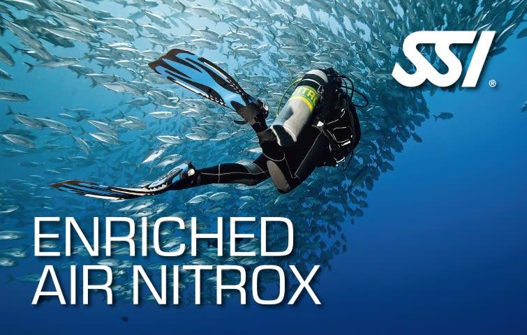 продолжить обучение Advanced Scuba Training EAN Nitrox